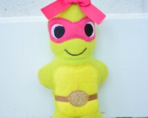 Unique Girl Ninja Turtle Related Items Etsy