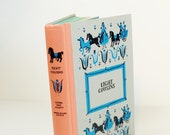 Eight Cousins by Louisa May Alcott 1958 Junior Deluxe Addition