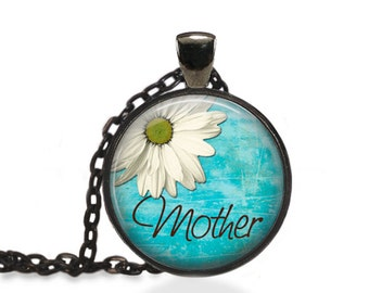Mothers Love Jewelry, Gifts for Mom Pendant, Mothers Day Necklace [B92]