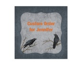 Custom Order for Jennifer 115 Unique 3-D Halloween Freak Show Circus Invites