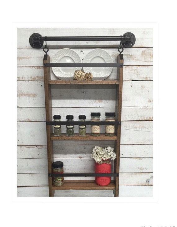Wood Kitchen shelf kitchen shelves kitchen wall shelf