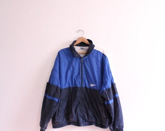 Reebok Colorblocked 90s Windbreaker