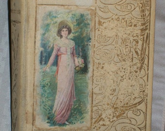 Snow Bound  book of poems, 1907 copyright by Hurst & Company