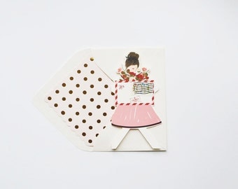 Love Paper Doll by The First Snow