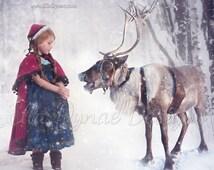 Frozen Anna  Cape