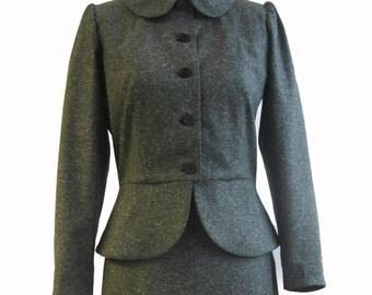 40s tweed jacket