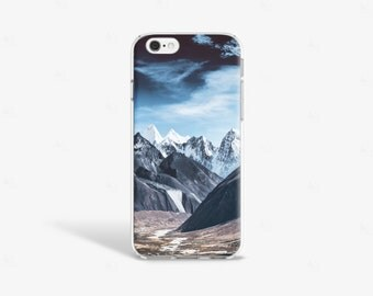 Mountain iPhone 6 Case Tough Landscape iPhone Case Mountain iPhone Case Hipster iPhone 6 Case Cool iPhone 6 Cases Samsung Galaxy S7 Case