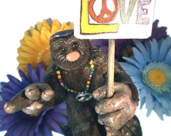 Hippie Bigfoot