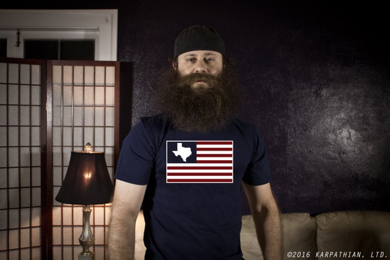 Texas Flag Mens or Ladies jr fit tee