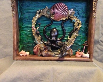 Art Assemblage: The Perils of Being a Mermaid