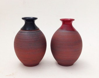 Small Hand Crafted Ceramic Vase