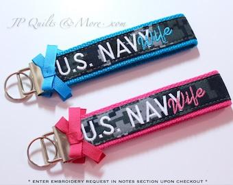 Custom Navy Premium Wr