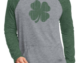 St. Patrick's day Shirt, clover,t- Shirt hoodie, green shirt,lucky shirt,Lady's Shirt, Screen Printed men's St Patrick's day Shirt,Shamrock