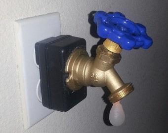 Leaky Faucet Nightlight