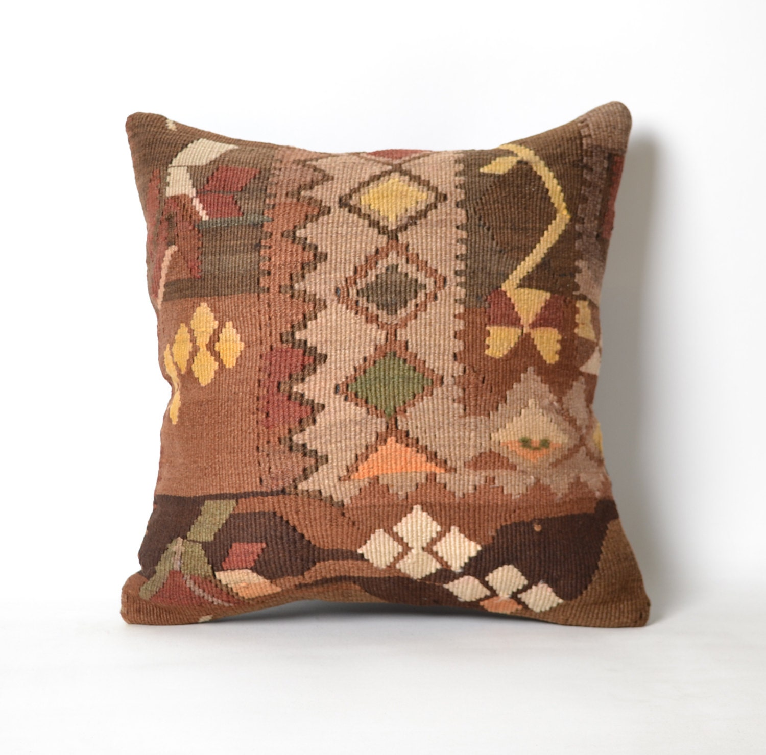 Eclectic Couch Pillows : eclectic pillow throw pillow decorative pillow kilim