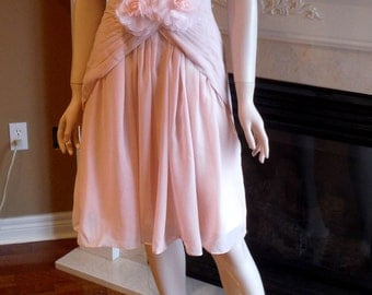 Blush pink bridesmaid dress, Blush Bridesmaid dress, Blush dress, Pink dress