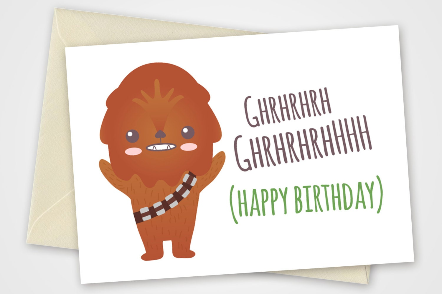 Star wars birthday card – Star Wars Birthday Card