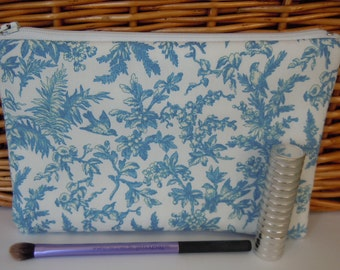 Make-up Bag, Cosmetic Purse, Zipper Pouch