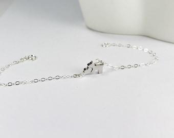 Pet gift, pet bracelet, I love my dog, Rescue Dog Bracelet - Adopt a Dog - Dog Lover Jewelry - Rescue Dog Bracelet, pet dog charm bracelet,