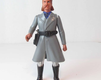 "Wild Bill Hickok Little Legends Toy Action Figure Excel Toy Corp. 4"" 1974 Loose Figure"