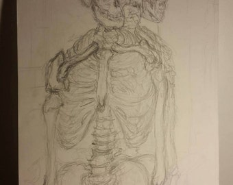 Graphite Skeletons