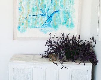 Weeping Willow Tree Painting, Willow Tree Painting,