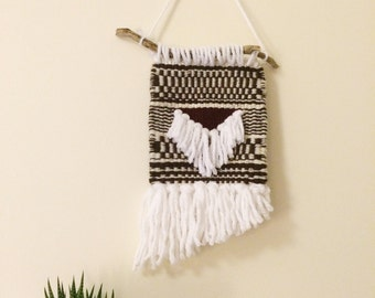 Triangle Patterned Tapestry