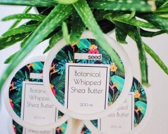 Botanical Whipped Shea