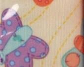 Waterproof Butterfly Print Baby Bib
