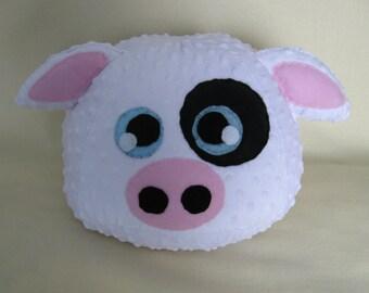 Cute Soft Baby Cow Pillow/Plush, Stuffed Cow