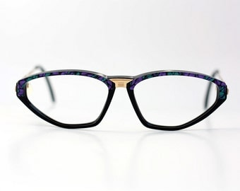 Zeiss Optical Glasses : Zeiss woman frame Etsy