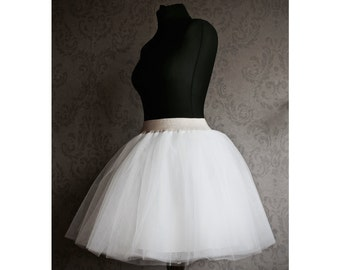 Petite skirt petite tulle skirt dance tutu dance tulle skirt girl tulle skirt girl skirt bachelorette party custom made tulle skirt