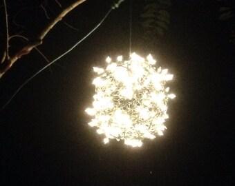 """8"""" Christmas Ball Light"""