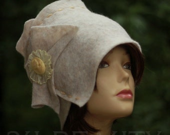 Derby hats women Floppy hat Mini top hat Tea party hat Fairy garden Womens hat Fashion White Derby hat for her Kentucky derby hat Ascot hat.