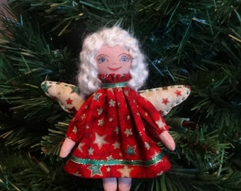 Little Christmas Angel Sophia