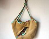 Handmade Velvet Bag