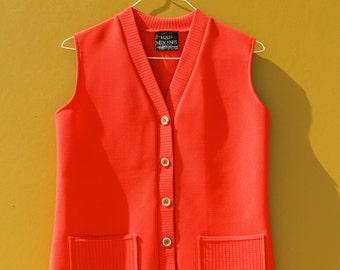 60's Woven Vest