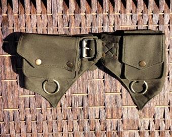 Utility Belt,Hip belt,Money Belt,Burning Man,Festival Pocket Belt,Pouch,Travel Belt,Fanny Pack,Hip Belt.Fits iPhone 7Plus/SAMSUNG GALAXY S7H