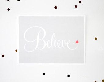 Inspirational Card - Just Because Card - Friends Card - Inspirational Greeting Card