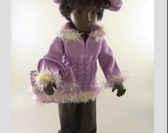 Sasha doll combination (for 40-42 cm-large dolls)