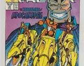 Reserved for Dennis: X-Factor; Vol 1, 19, Copper Age Comic Book.  NM-. August 1987.  Marvel Comics