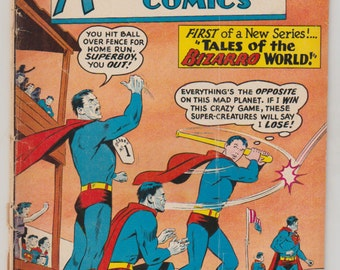 Adventure Comics; Vol 1, 285, Silver Age Comic Book.  VG-. June 1961.  DC Comics