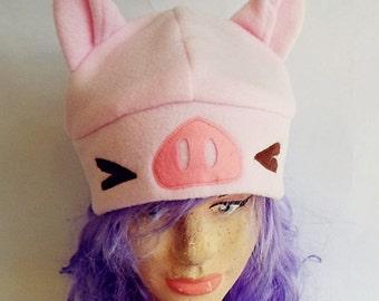 KAWAII PIG HAT