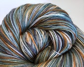 Dyed to Order: Hand Dyed Fingering/Sock Weight Yarn - 80/20 SW Merino Wool/Nylon - 400 Yards/100 Grams