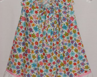 Little Girl's Cotton Dress or Top
