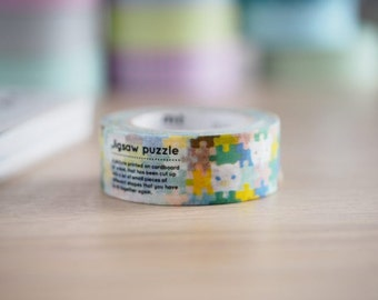 Jigsaw Puzzle | MT for Kids Washi Tapes MT 2016 Spring & Summer (MT01KID027)