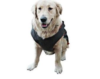 Dog Raincoat - Dog Rain Jacket - Custom Dog Clothes - Waterproof Dog Coat - Dog Rain Coat for large dogs - Custom made for your dog