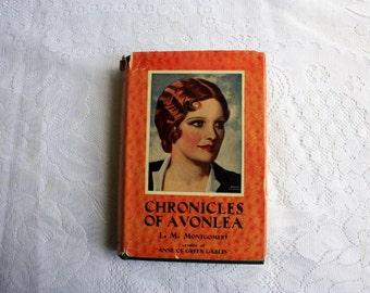 Chronicles of Avonlea by L.M. Montgomery, Anne Series of Books, Anne Book