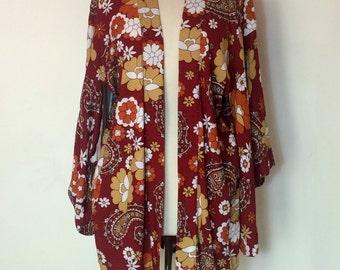 NEW OPIUMvintage Kimono | One Size