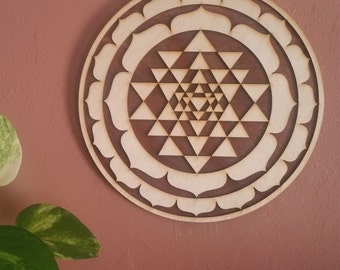 "Shop ""sri yantra"" in Home & Living"
